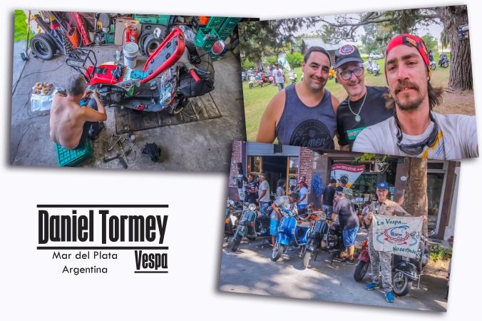 DANIEL TORMEY