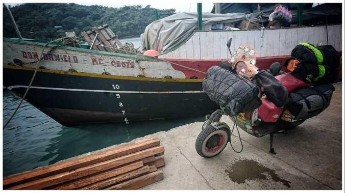 barco darien 1